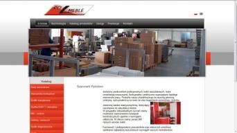 Strona internetowa Polmeble